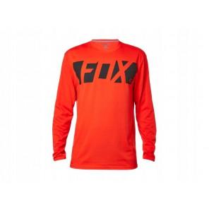 Fox 2016 Cease jersey-czerwony-XL