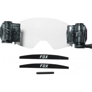 Zestaw Total Vision System Do Gogli Fox Vue Clear Os