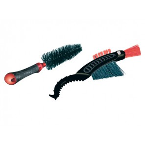 Szczotki WELDTITE DIRTWASH BIKE CLEANING BRUSH 2szt.