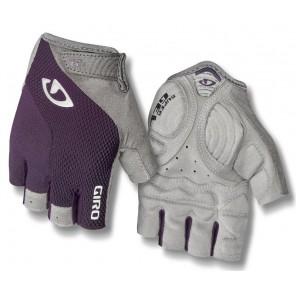 Rękawiczki damskie GIRO STRADA MASSA SG krótki palec dusty purple white roz. M (obwód dłoni 170-189 mm / dł. dłoni 161-169 mm) (NEW)