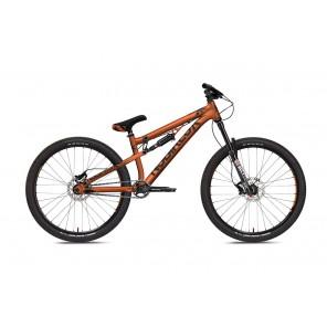"""NS Bikes Rower Soda Slope 26"""" Miedziany"""