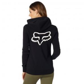 Bluza Fox Lady Z Kapturem Arch Black Xs