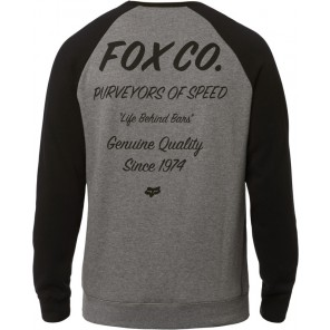 Bluza Fox Resin Heather Graphite L