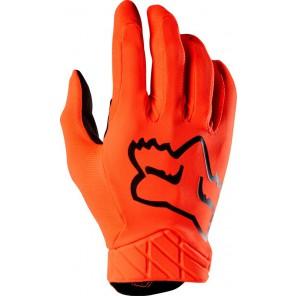 Rękawiczki FOX Airline pomarańczowy