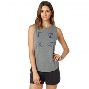 Fox Lady Staged koszulka bez rękawów