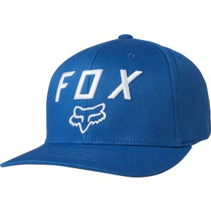 Czapka z daszkiem FOX Junior Legacy Moth 110 niebieski
