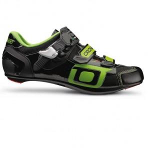 CRONO buty MTB TRACK NEW czarno żółte 44 nylon