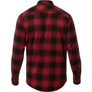 Koszula Fox Longview Ltwt Flannel Rio Red S