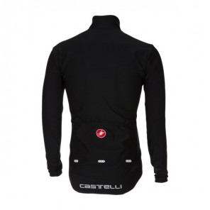 Bluza kolarska Perfetto, czarny, rozmiar L