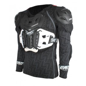 Leatt Body Protector 4.5 Black zbroja-L/XL