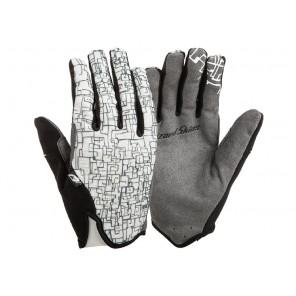 Rękawiczki LIZARDSKINS MONITOR 3.0 długi palec białe roz. S (8) (DWZ)