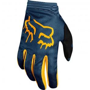 FOX DIRTPAW MATA LADY rękawiczki-granatowy-S