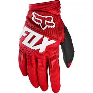 FOX 2019 DIRTPAW rękawiczki-czerwony-M