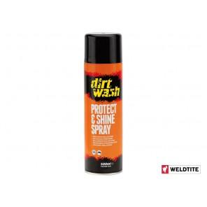 WELDTITE DIRTWASH Silicone Bike Poilish Spray 500ml