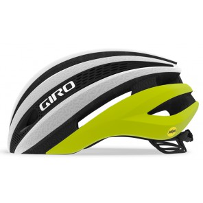 Kask szosowy GIRO SYNTHE INTEGRATED MIPS citron white roz. L (59-63 cm) (NEW)