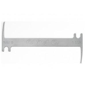 Miernik zużycia łańcucha WELDTITE CYCLO Chain Wear Indicator