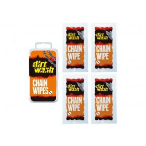 Chusteczka do czyszczenia łańcucha WELDTITE DIRTWASH CHAIN WIPES 4szt.