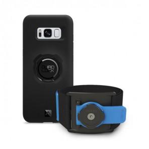 QuadLock Uchwyt do biegania z etui dla Samsung Galaxy S8 PLUS