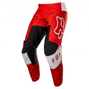 Spodnie FOX Lux czerwony