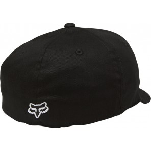 Czapka Z Daszkiem Fox Junior Boys Flex 45 Flexfit Black Yos