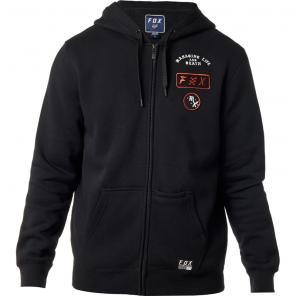Fox District 4 bluza na zamek z kapturem