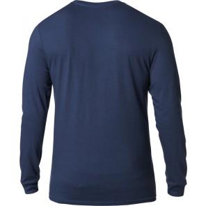 Koszulka Fox Z Długim Rękawem Drifter Light Indigo