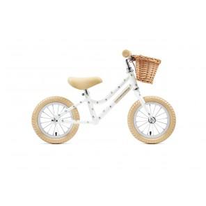 Creme Cycles Rower dziecięcy dziewczęcy MIA WHITE UNICORN
