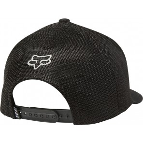 Czapka Z Daszkiem Fox Heater Snapback Black Os