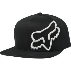 Czapka Z Daszkiem Fox Headers Snapback Black Os