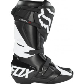 Buty Fox Comp R Black 8 (wkładka 270mm)
