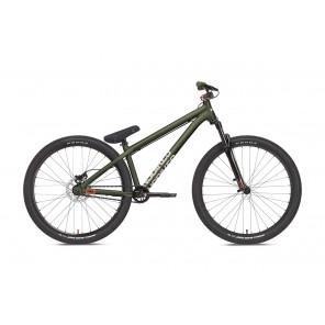 "NS Bikes Rower Movement 3 26"" Zielony (Army Green)"