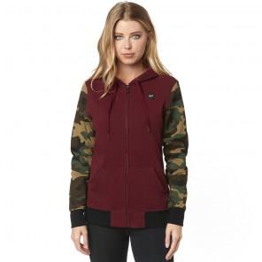 Fox Lady Na Zamek Everglade bluza z kapturem
