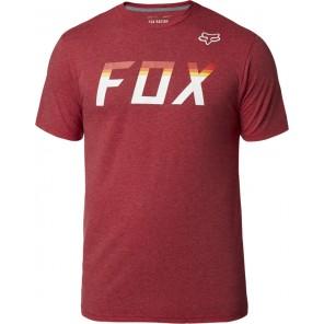 T-shirt Fox On Deck Tech Chili
