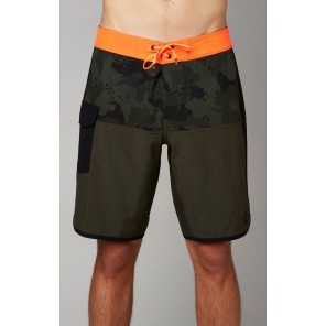 Boardshort Fox Camino Spliced Heather Military 36