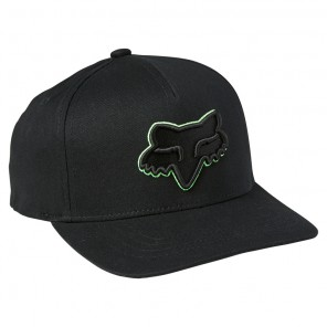 Czapka z daszkiem FOX Junior Epicycle 110 Snapback YOS black/green