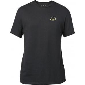 T-shirt Fox Honr Black