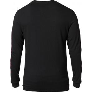 Koszulka Fox Z Długim Rękawem Neon Moth Black