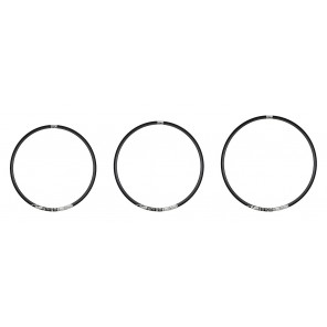 """NS Bikes Obręcz Enigma Roll 27.5"""" (32h) Pomarańczowa Fluo"""