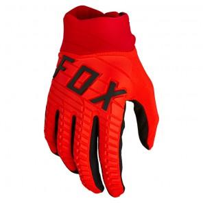 Rękawiczki FOX 360 czerwony
