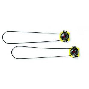 SIDI Klamry TECNO 3 PUSH LONG czarno-żółte