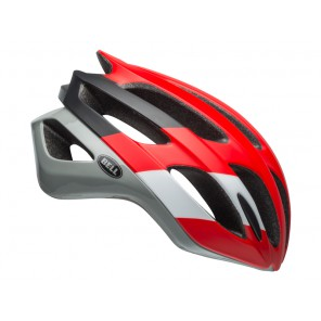 Kask szosowy BELL FALCON INTEGRATED MIPS attitude matte gloass crimson black gray roz. M (55-59 cm) (NEW)