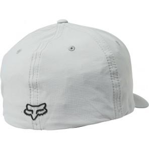 Czapka Z Daszkiem Fox Neon Moth Flexfit Grey S/m