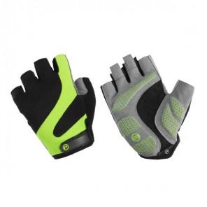 Rękawiczki Apex czarno-zielone L