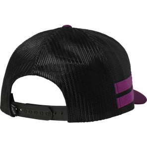 Czapka Z Daszkiem Fox Lady Head Trik Trucker Dark Purple Os