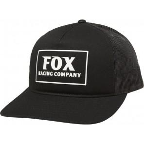 Czapka Z Daszkiem Fox Lady Heater Black Os