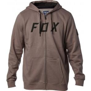 Bluza Fox Z Kapturem Na Zamek District 2 Grey L