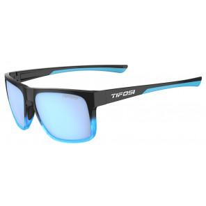 Okulary TIFOSI SWICK onyx/blue fade (1szkło Smoke Bright Blue 11,2% transmisja światła) (NEW)