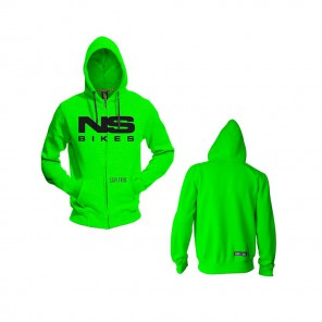 NS Bikes Bluza NS High Neck Zielona S