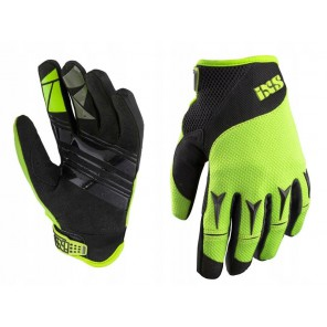 IXS 2014 BC-X2.2 zielone rękawiczki-XXL