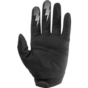 Fox Rękawiczki Junior Dirtpaw Race Black